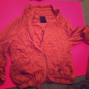 Musty Orange Light Jacket